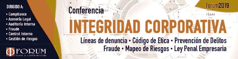 Conferencia Integridad Corporativa